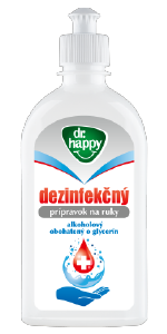 dr.happy hand disinfectant