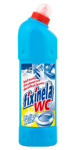 FIXINELA WC bieliaca 750ml